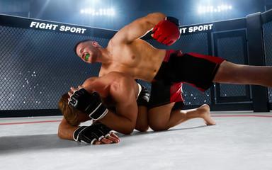 Чтобы быть успешным бойцом ММА, каким правилам надо следовать