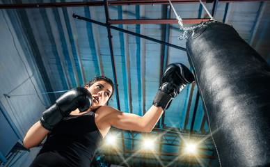 Что будет, если колотить боксерский мешок каждый день