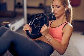 Эффективные упражнения для стального пресса