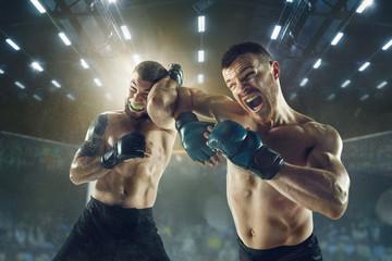 Какие удары помогут одержать победу и над опытными бойцами
