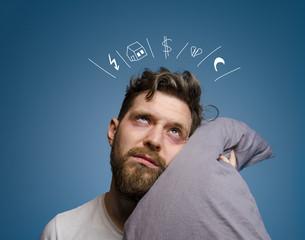 Как будет изменяться состояние человека, если он не будет спать целую неделю