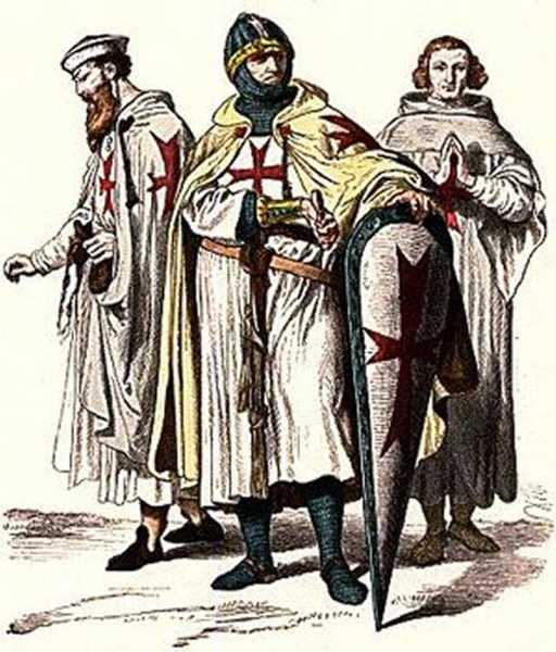 Как выглядели крестоносцы