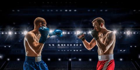 Как выманить своего соперника на ринге