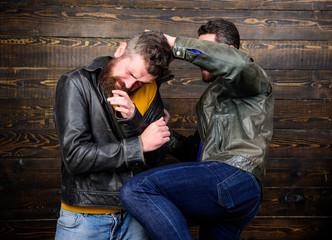 Как достойно выйти из трудной ситуации - драки на улице