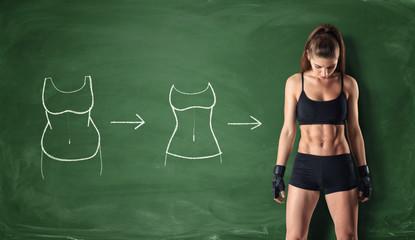 Как не терять мышечную массу, когда худеешь