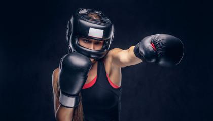 Как правильно подобрать себе шлем, какой он должен быть в боксе