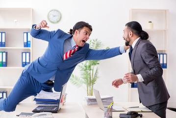 Как работать с агрессивным коллегой