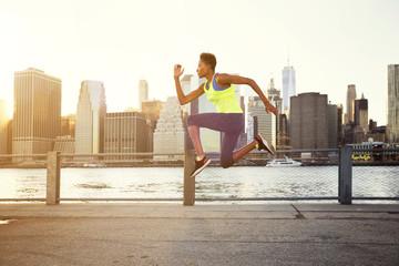 Как сделать разнообразными тренировки по бегу
