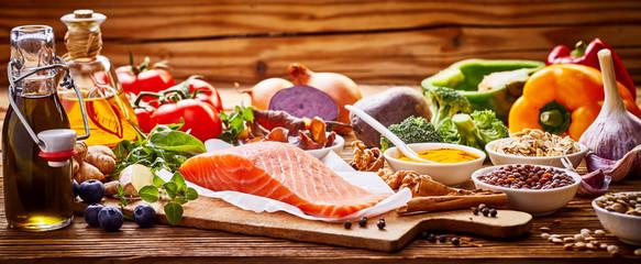 Необходимые продукты, чтобы чувствовать себя здоровым и красивым