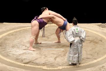 Что делают сумоисты, чтобы быть всегда в форме