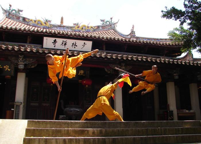 Что стоит знать о многовековом Монастыре Шаолинь