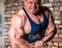 Жидрунас Савицкас - самый сильный человек в мире