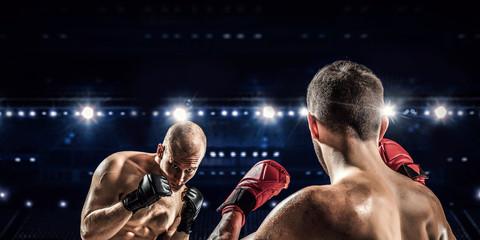 Какие реакции происходят в теле во время боя