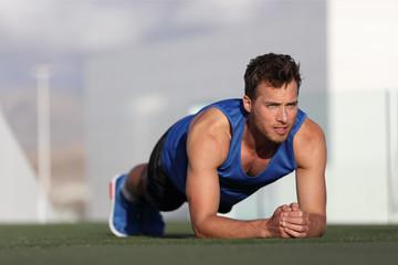 Как понять оценку своего физического состояния с помощью упражнения планка