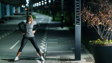 Как правильно тренироваться перед сном