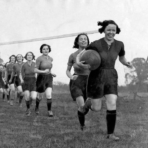 Почему так долго не было свободы выбора у женщин в области спорта