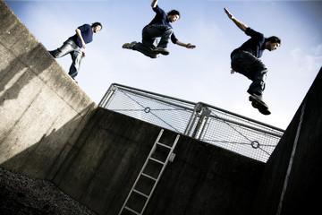 Что же делать, если все-таки падения с высоты избежать не получилось