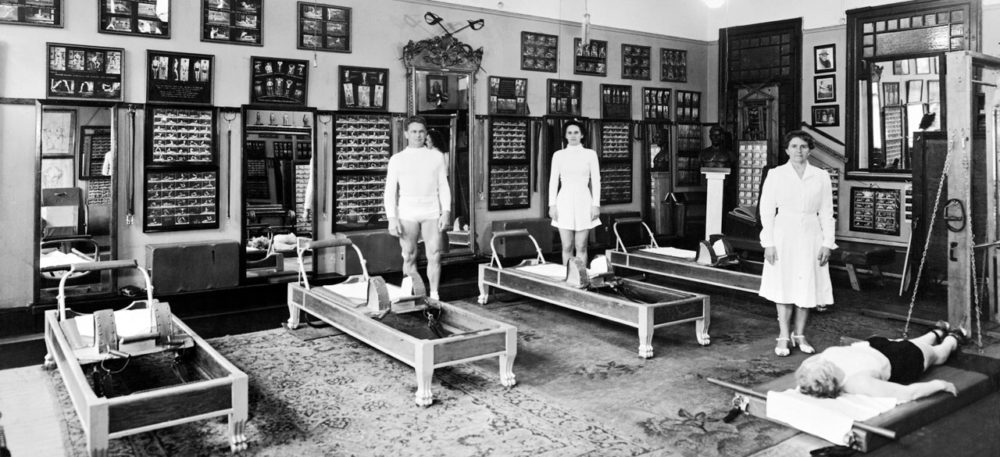 Как менялась мода фитнес индустрии ХХвека