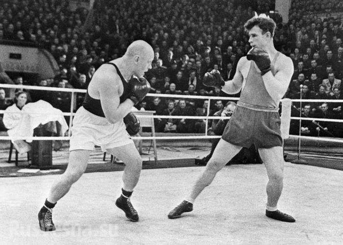 Николай Королев, лучший боксер Советского Союза конца 30-х годов прошлого века