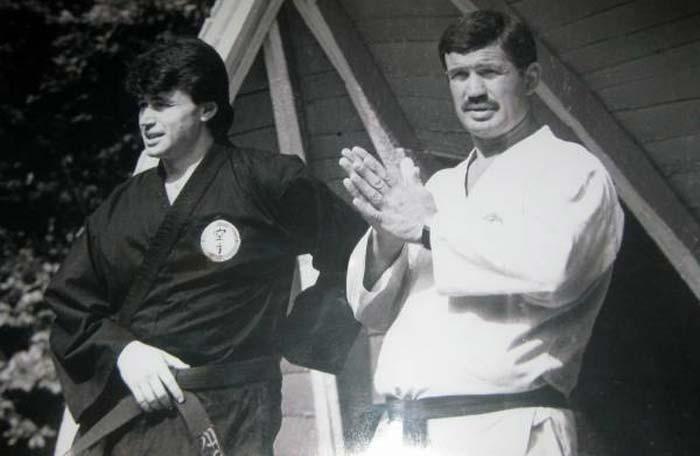 Основатель каратэ в СССР Тадеуш Касьянов