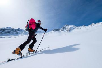 Польза лыжного спорта для человека