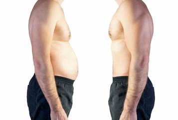 Почему худеть мужчинам проще, чем женщинам