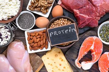 Рекомендации по потреблению белка