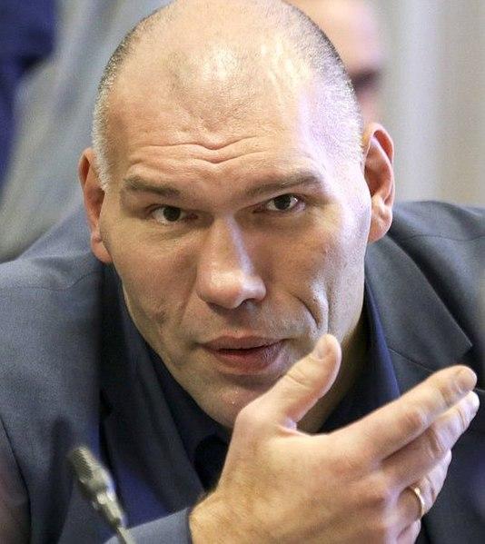 Сложный путь в профессиональный бокс Николая Валуева