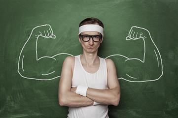 Упражнение, которое будет полезно для мужского населения