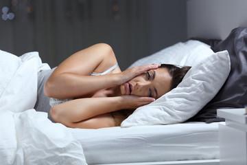 Что происходит, если человек ложится спать за полночь
