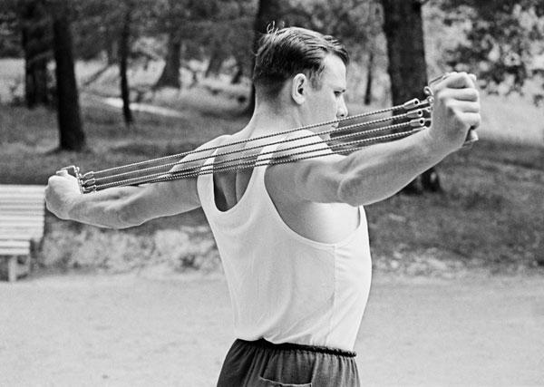 Юрий Гагарин - какой физической подготовкой он обладал