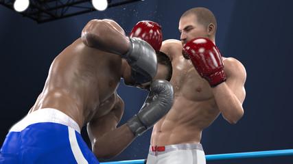 Запоминающиеся соревнования боксерской школы России