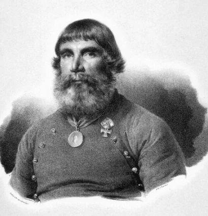 Знаменитый русский Геркулес , который имел сокрушительный удар