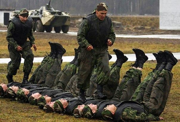 Какую подготовку должен пройти каждый боец спецназа