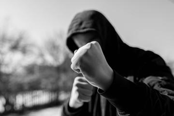 Как не бояться драки на улице