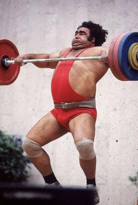 Олимпиада и тяжелоатлет Василий Алексеев, что же произошло в 1980 году