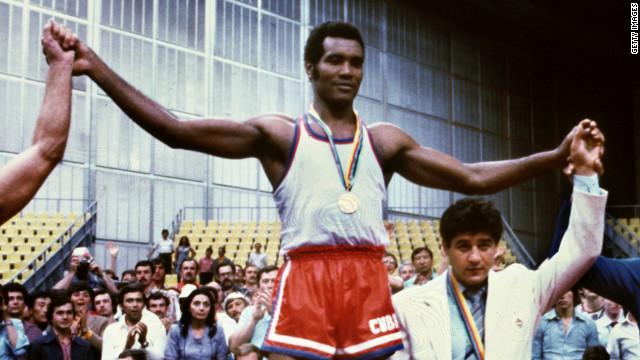 Олимпийский чемпион Теофил Стивенсон и его гонорары