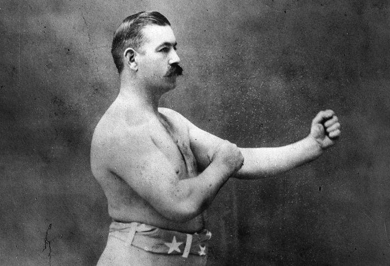 Чем так прославился легендарный американский боксер Джон Салливан