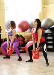 Что могут дать упражнения с гирями