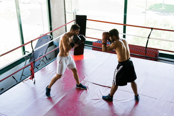 О чем в первую очередь надо знать боксеру