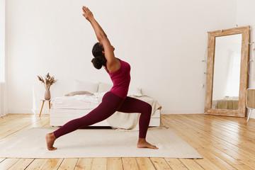 Утренняя зарядка с помощью йоги