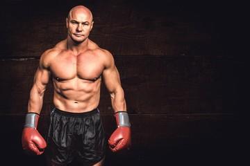 Какое значение имеет для бойца объемная мускулатура