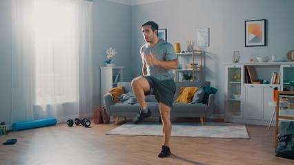 Короткие упражнения помогают поддерживать физические кондиции