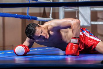 После каких ударов противник чаще всего оказывается в нокауте