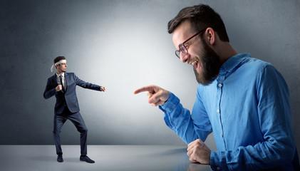 Что поможет побороть противника без применения физической силы