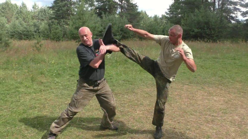 Для кого был разработан рукопашный бой