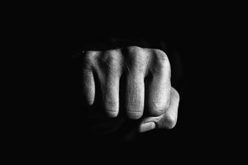 Запрещенные удары руками в единоборствах