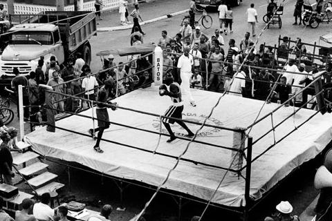 История появления боксерского ринга