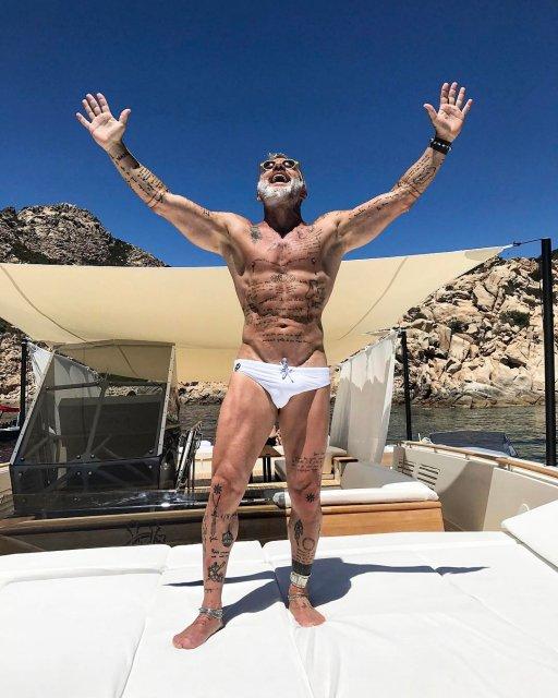 Каким может быт идеальное тело после 50