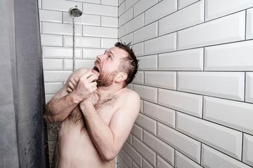 Какой вред несет контрастный душ